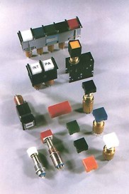 Clare/Pendar individual switches and gang assemblies.